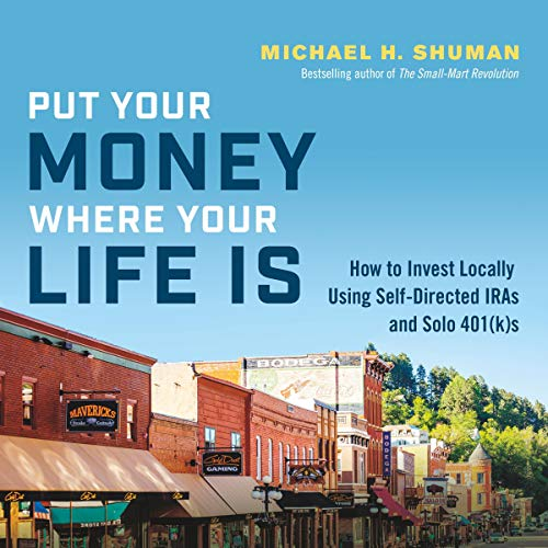 Couverture de Put Your Money Where Your Life Is