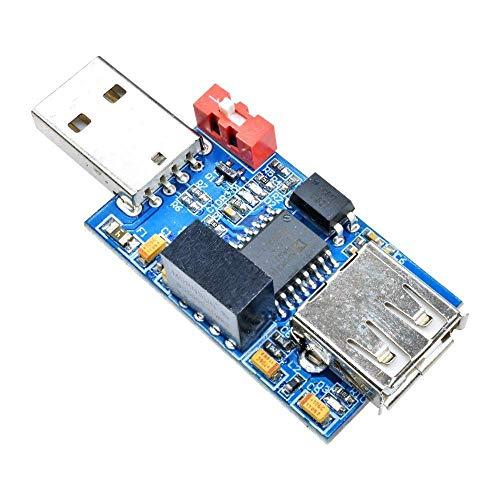 ICQUANZX 1500V USB zu USB Isolator Board Schutzisolation ADUM4160 ADUM3160 Modul