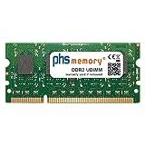 PHS-memory 512MB RAM modulo adeguato per Kyocera FS-1320MFP DDR2 UDIMM 667MHz