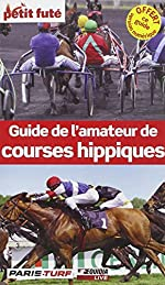 Petit Futé Guide de l'amateur de courses hippiques de Petit Futé