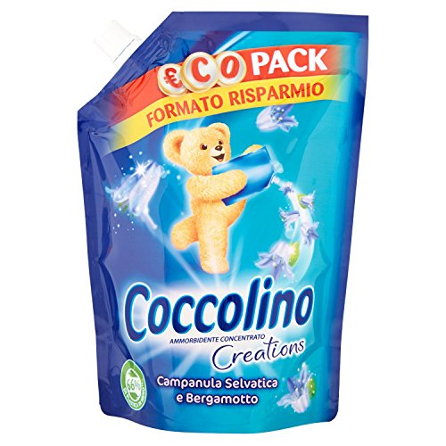 Coccolino Concentrato Creations Selvatica E Bergamotto - 700 ml