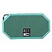 Altec Lansing Mini H2O -  Wireless, Bluetooth, Waterproof Speaker, Floating, IP67, Portable Speaker, Strong Bass, Rich Stereo System, Microphone, 30 ft Range, Lightweight, 6-Hour Battery, (Mint) (Renewed)