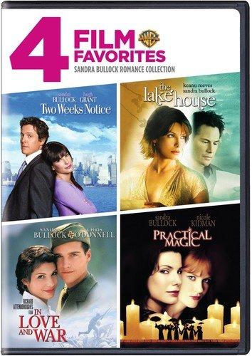 4 Film Favorites: Sandra Bullock Romance (4pc) [DVD] [Region 1] [NTSC] [US Import]