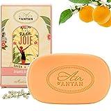 Un Air d'Antan Vintage Sanfte Stückseife mit Bio Ölen Joie - Exclusiv Parfum: Erfreuliche...