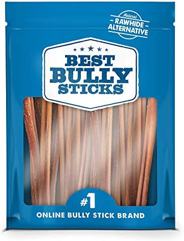 Best Bully Stick Odor Free Angus 12 inch Bully Sticks 24 Pack Made of All Natural Free Range product image