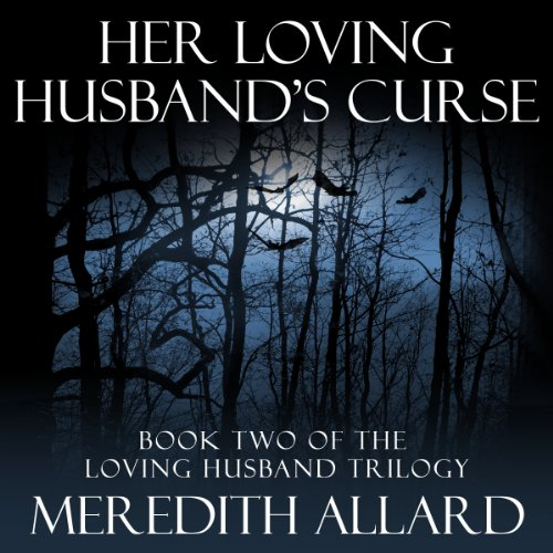 Her Loving Husband's Curse audiobook cover art