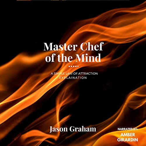 Master Chef of the Mind audiobook cover art
