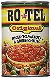 Ro-Tel - Tomates picados y chiles verdes, 10 onzas (paquete de 2)