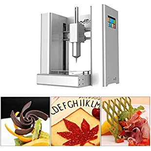 FoodBot Desktop Aibecy 3D Printer with Touch Screen Auto Leveling Support WiFi SD Card for Home Kitchen:Eventmanager