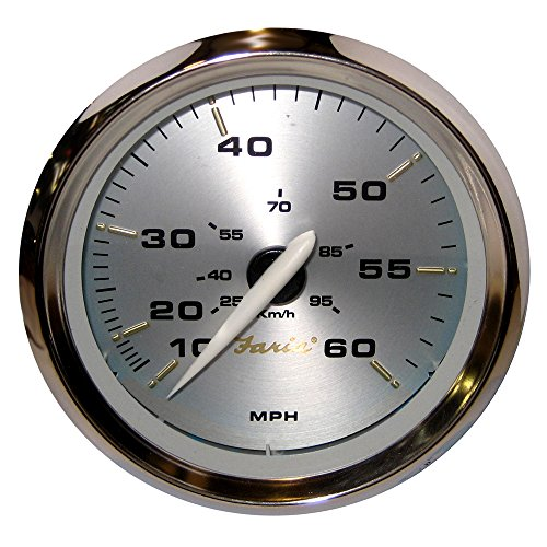 Buy Bargain 1 - Faria Kronos 4 Speedometer - 60MPH (Mechanical)