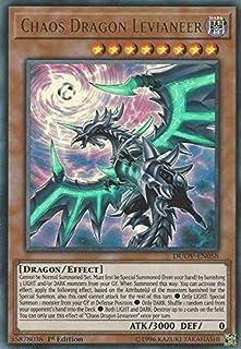 Chaos Dragon Levianeer (Alternate Art) - DUOV-EN058 - Ultra Rare - 1st Edition