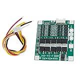 14.8V 4S 30A 18650 Batería de Litio BMS PCB Tarjeta de Protección de Circuitos Integrados
