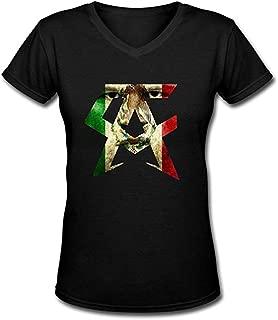 Women's Canelo Alvarez V Neck T-Shirt