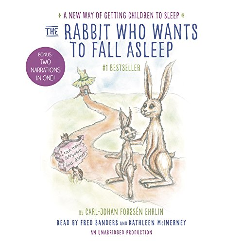 The Rabbit Who Wants to Fall Asleep cover art