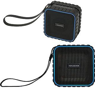 RoxBox Aqua Bluetooth Speaker - Blue ST - 9 Quantity - $60.11 Each - Promotional Product/Bulk/with Your Customized Branding