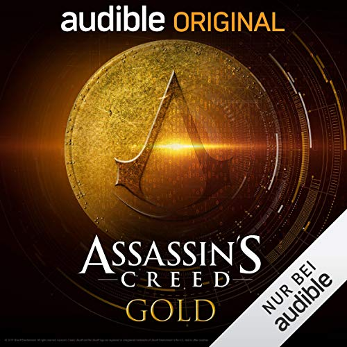 Couverture de Assassin's Creed: Gold [German Version]