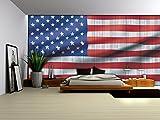 Fototapete Fototapeten Tapete Tapeten Poster Bild USA AMERIKA FAHNE FLAGGE