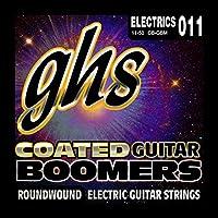 ghs エレキギター弦 Coated BOOMERS/コーテッドブーマーズ ミディアム 11-50 CB-GBM