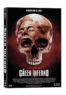 The Green Inferno - Mediabook Cover D - Limitiert auf 150 Stück - Director's Cut (+ DVD) [Blu-ray]