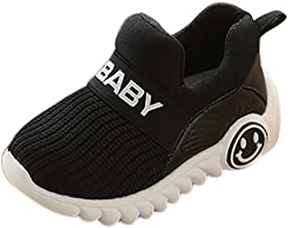 Boomboom Baby'Shoes Baby Boys and Girls Soft Bottom Outdoor Sneaker First Walkers Shoes