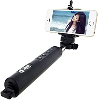Mchoice Bluetooth Extendable Handheld Selfie Stick Monopod With Zoom for iPhone