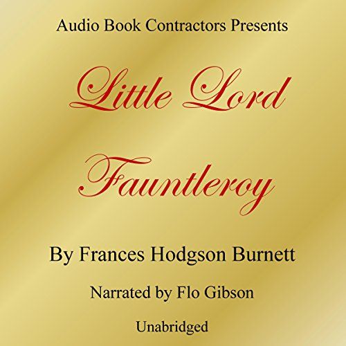 Little Lord Fauntleroy audiobook cover art