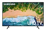 Samsung UN50NU7100 Flat 50' 4K UHD 7 Series Smart TV 2018