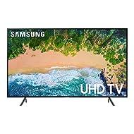 """Samsung 7 Series NU7100 58"""" - Flat 4K UHD Smart LED TV (2018)"""