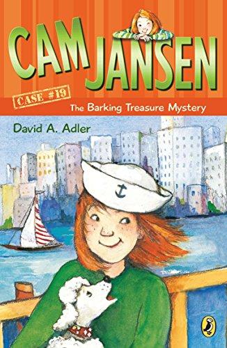 Cam Jansen: the Barking Treasure Mystery #19の詳細を見る
