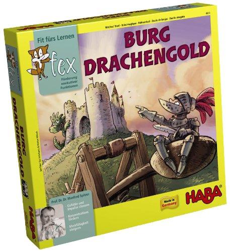 HABA 4614 - Burg Drachengold
