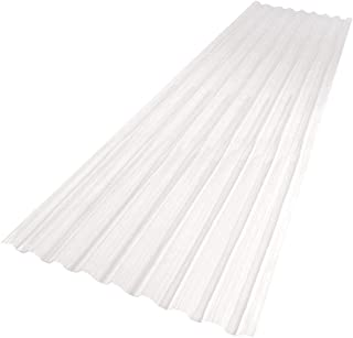 Best polycarbonate corrugated roof panel in clear Reviews