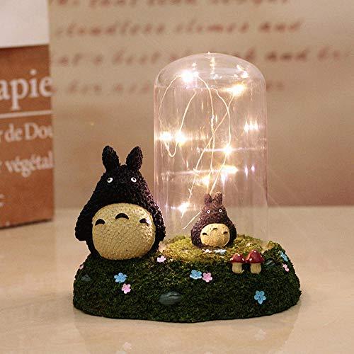 Éclairage Accueil Kitty Night Light Resin Gift-kitten Veilleuse Chambre Lampe Veilleuse