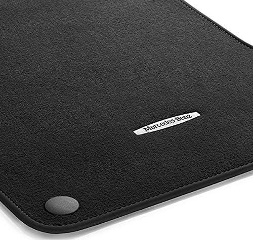 Amazon Com Mercedes Benz Oem Carpeted Floor Mats 2015 To 2020 S Class 2 Door Coupe S550 S560 S63 S65 Color Black Automotive