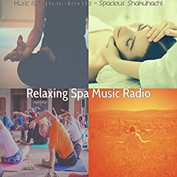 Music for Spa Treatments - Spacious Shakuhachi