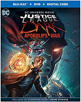 Justice League Dark: Apokolips War Blu-Ray
