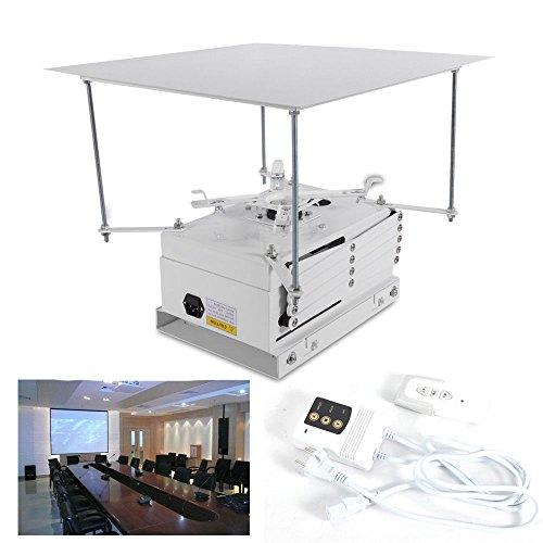 OUKANING Projector Lift Deckenhalterung Motorisiertes für Beamer, 50 * 50cm