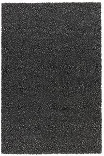 IKEA Rug, high Pile, Black 1026.29268.1212