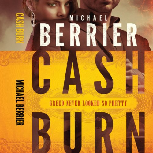 Cash Burn audiobook cover art