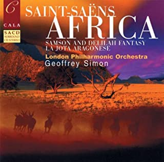 Saint-Sans - Africa