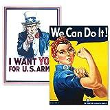 PalaceLearning 2 Pack - Uncle Sam - I Want...