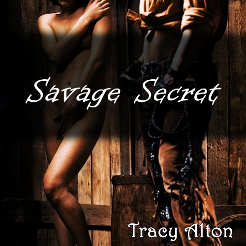 Savage Secret audiobook cover art