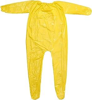 お風呂専用サウナスーツ 発汗美容スーツ ダイエット 半身浴 PVC製