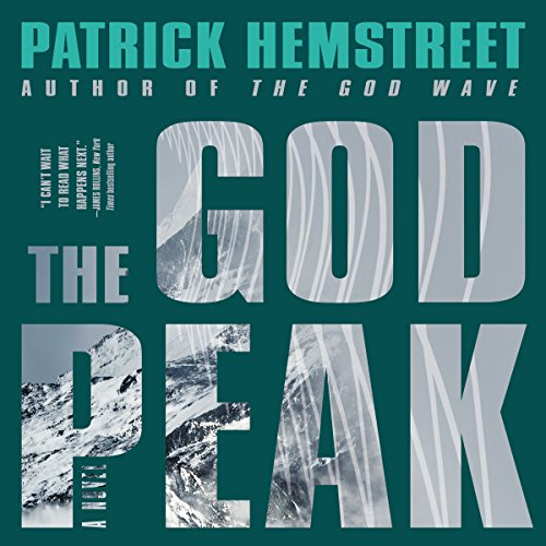 The God Peak audiobook cover art