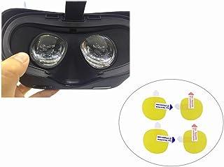 SHEAWA Oculus Quest / Rift S レンズフィルム 保護フィルム TPU 傷防止 汚れ防止 貼り付け簡単
