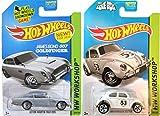 Hot Wheels Aston Martin #200 & Herbie The Love Bug...