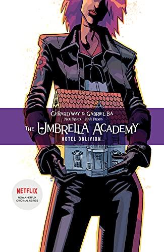 The Umbrella Academy Volume 3: Hotel Oblivion (English Edition)
