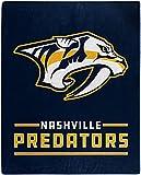 The Northwest Company Nashville Predators Silk Touch Throw, 50' x 60'