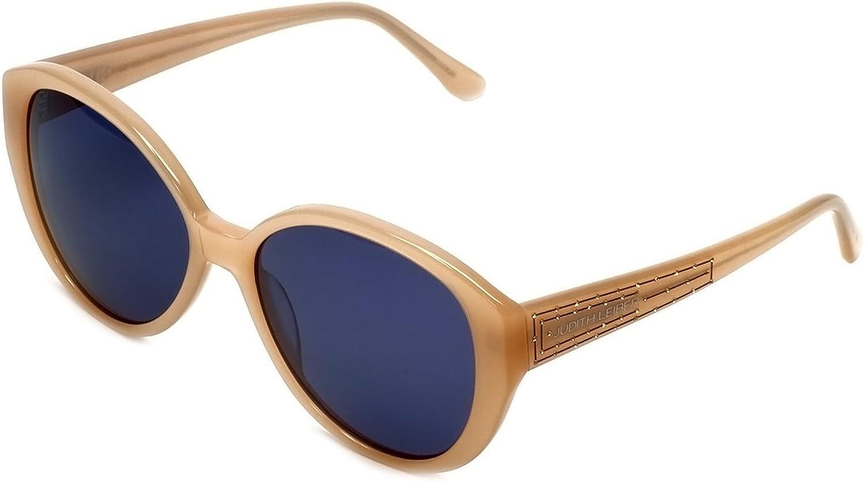 Judith Leiber Designer Reading Glasses JL501706 in bluesh in Grey Lens