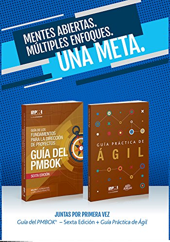 A Guide to the Project Management Body of Knowledge (PMBOK(R) Guide-Sixth Edition / Agile Practice Guide Bundle (SPANISH