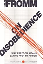 """On Disobedience: Why Freedom Means Saying """"No"""" to Power (Harperperennial Modern Thought)"""